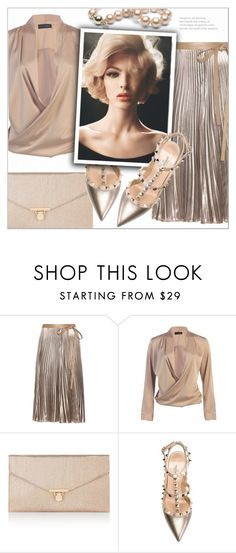 """""""Good Vibes"""" by red-diva ❤ liked on Polyvore featuring Valentino and Accessorize"""
