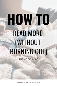 Want to know how to read more without burning out? As an avid reader, I'll tell you how to keep pace. How To Read More, How To Read People, Writing A Book, Writing Tips, Reading Tips, Reading Habits, English Book, Book Aesthetic, Any Book