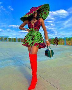 African Inspired Fashion, African Fashion, African Beauty, Ny Fashion Week, African Dress, African Outfits, Black Girl Fashion, Fashion Sewing, Printed Skirts