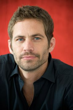 Paul Walker....loving that look!!
