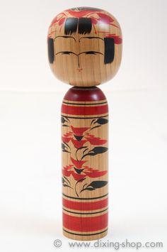 Kokeshi Puppen aus Japan