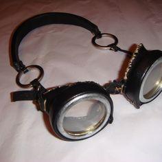 Steampunk Airship Goggles DIY