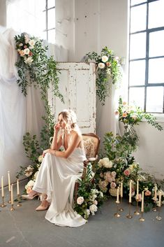 Soft + romantic, this serene bridal session is the deep inhale and exhale we all need right now. With angelic sunlight pouring in through the windows. Wedding Themes, Wedding Vendors, Wedding Designs, Wedding Blog, Wedding Events, Wedding Styles, Our Wedding, Wedding Decorations, Decor Wedding