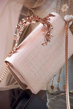 Ralph and Russo Autumn Winter 2018 Shoes and Accessories Ralph And Russo Shoes, Ralph & Russo, Fashion Handbags, Purses And Handbags, Fashion Bags, Fashion Jewelry, Trendy Purses, Purses For Sale, Luxury Purses