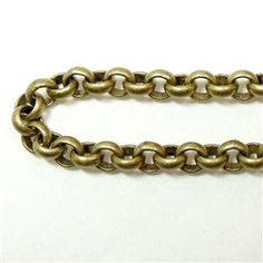 I haven't yet managed to get my hands on the 5.5 mm rolo chain. Whenever I order I either forget to order this lol or it's out of stock. So it's sitting in my wish list too :-)