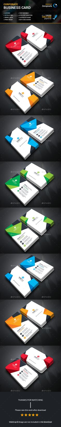 Business Card Design bundle - Business Cards Template PSD. Download here: http://graphicriver.net/item/business-card-bundle/16759308?s_rank=303&ref=yinkira