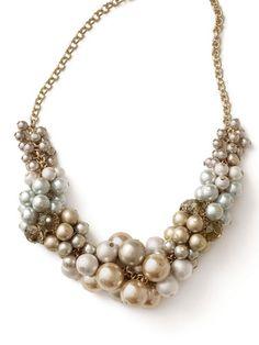 Lia Sophia Jody's Bauble Necklace