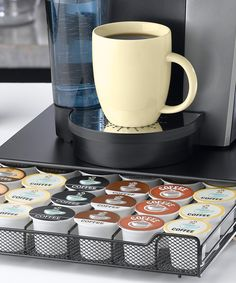 Another great find on #zulily! 36 K-Cup Single Rolling Drawer by Nifty Home Products #zulilyfinds