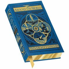 AROUND THE WORLD IN 80 DAYS   The rare lavishly illustrated 1873 English Language Edition