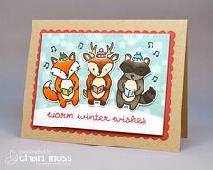 WinterCarolers - Chari Moss