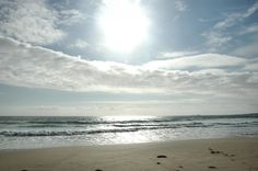 Afternoon sun and clouds in Machir Bay, Isle of Islay