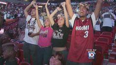 Loyal Heat fans endure NBA Finals loss at AmericanAirlines Arena | Sports  - Home