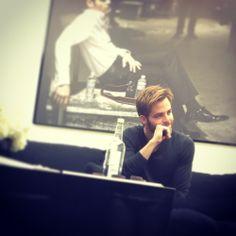 Chris in London
