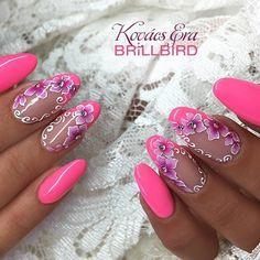#nailworld #fashionblogger #mik #unghie #nogti #brillbird