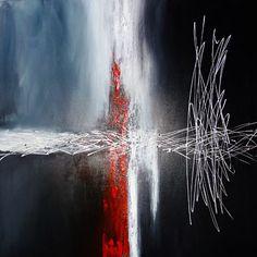 """Petra Wendelken, """"Am Ende der Zeit"""" Mit einem Klick auf """"Als Kunstkarte versenden"""" versenden Sie kostenlos dieses Werk Ihren Freunden und Bekannten."""