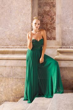 #abiti #dress #cerimonia #abito #sera #cocktaildress #partydress #damigella #ceremony #redcarpetdress #bridesmaid #bridesmaiddres #verde #green