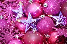 Im dreaking of a Pink Christmas