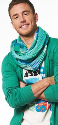 Rodrigo Calazans in mint green...yum!!!
