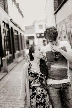 London Engagement Couple Photography