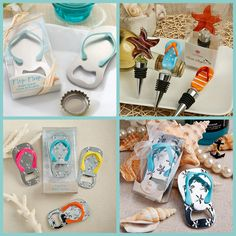 1c71578f7a94d7 Flip Flops Bottle Opener Wedding Party Favors