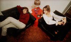 Roman Polanski & Sharon Tate , 1968