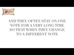 A Musical - Something Rotten (Lyrics + References) - YouTube
