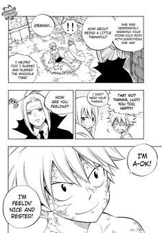Fairy Tail 520 - Page 15 - Manga Stream