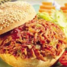 Honey BBQ Shredded Pork. Warmer weather is officially here! Kick it off with a sweet twist on this traditional southern dish Honey BBQ Shredded Pork from honey.com. #client