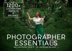1200+ Lightroom Preset Bundle by LOU&MARKS on @creativemarket
