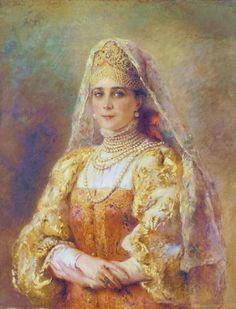 Princess Zinaida Nikolaevna Yusupova, (Russian: Зинаида Николаевна Юсупова; 2 September 1861 in Saint Petersburg, Russian Empire – 24 November 1939 in Paris, France), was a Russian noblewoman best known as the mother of Prince Felix Yusupov, the murderer of Rasputin.