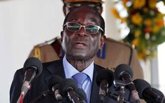 FOW 24 NEWS: Zimbabwe's Robert Mugabe Calls For Return Of Death...