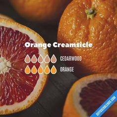 Orange Creamsicle - Essential Oil Diffuser Blend