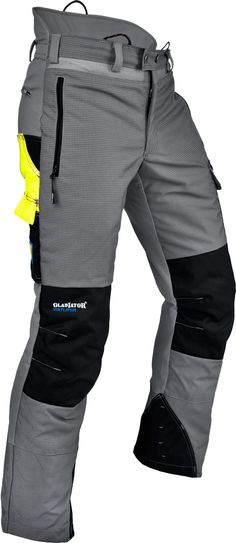 PFanner Gladiator II Chainsaw Protection Pants