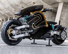 Una moto eléctrica, cara y polémica - Life & Style