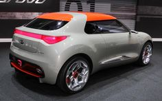 #kia #provo may only be a #concept  but would love to see it on the road.