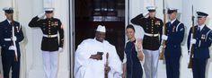 Die Regierung in Gambia hat Homosexualität unter Strafe gestellt. Mehrere Schwule und Lesben wurden bereits verhaftet, ihnen droht lebenslange Haft. Nun regt sich Protest in Washington.