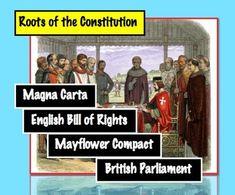 Early Representative Government: Magna Carta, Mayflower Co