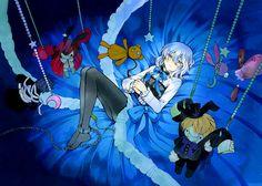 Echo-chan ❤️~ Pandora Hearts : Original Artwork