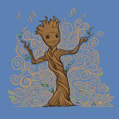 Groot of Life (Karen Hallion)