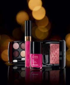 Chanel Les Tentations de Chanel Holiday 2010 Collection – All Promo Photos