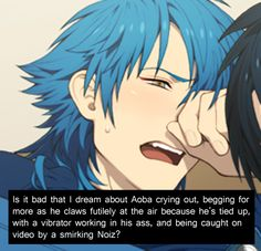 Dirty DRAMAtical Murder Confessions