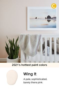 Enjoy this color in its pure, unadulterated glory. A beautiful light beige paint color with warm undertones that requires (hashtag) no filter. Beige Paint Colors, Nursery Paint Colors, Girl Nursery, Nursery Decor, Nursery Paintings, Warm Undertone, Perfect Pink, Nurseries, Kids Rooms