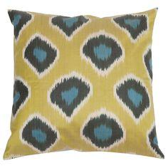 Sergius Decorative Pillow Cover @Zinc_Door