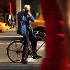 Bill Cunningham Photographer Highly recommend the documentary 'Bill Cunningham New York'  http://www.zeitgeistfilms.com/film.php?directoryname=billcunninghamnewyork=downloads