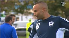 """""""I wouldn't have become the player I was if it wasn't for Ernie [Merrick]"""" says Archie Thompson."""