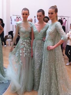 Elie Saab can do no wrong