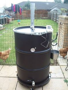 my ugly drum smoker uds bbq enthusiasm pinterest drum smoker ugly drum smoker and bbq. Black Bedroom Furniture Sets. Home Design Ideas