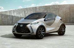 Meet the #Lexus LF-SA concept - the smallest Lexus ever