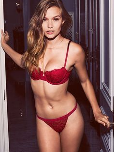 Josephine Skriver Victoria's Secret Lingerie | JOSEPHINE SKRIVER ...