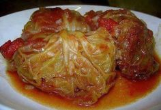 SLOW COOKER CABBAGE ROLLS — I love cabbage rolls!!!! – Tomato Hero